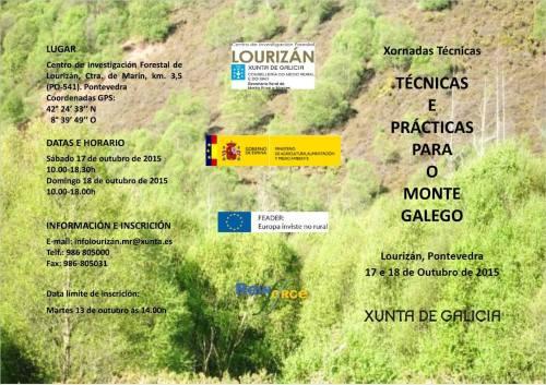 Xornadas sobre o monte galego en Lourizán