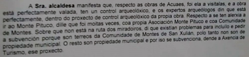 Acta do Pleno do Concello de Marín de setembro de 2015.