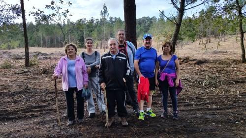Encontro co presidente dos comuneiros de Salcedo, Fernando Pintos.