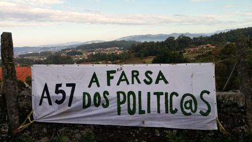 II Marcha pola Fracha 2015.