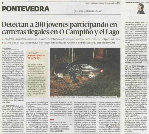 Diario, 10 novembro 2015