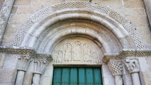Igrexa de San Martiño, Moaña