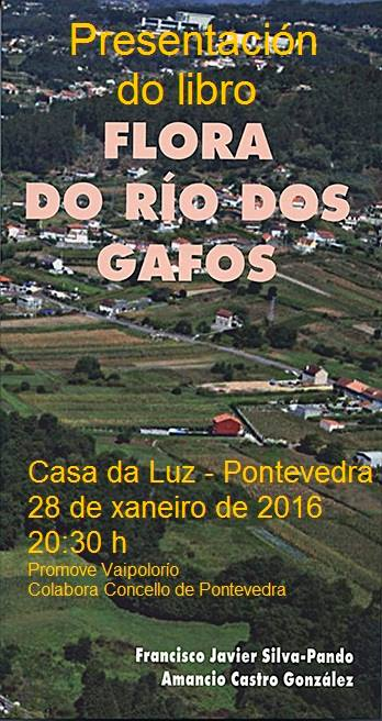 Libro da Flora do río Gafos