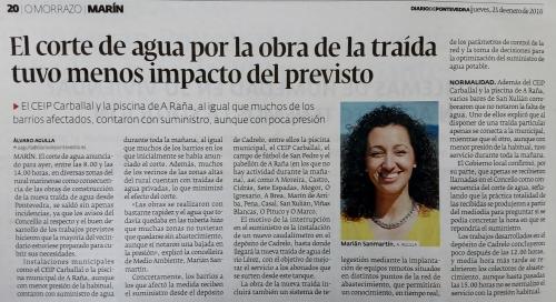 Diario, 21 xaneiro 2016