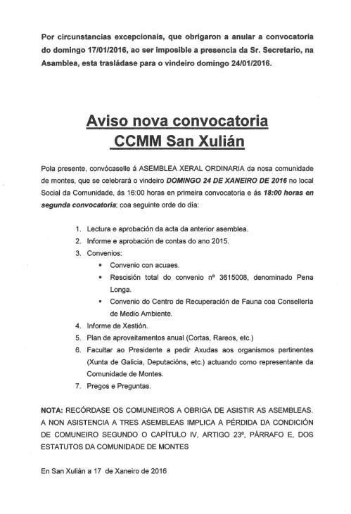Aviso Asamblea ComMontes_xan16