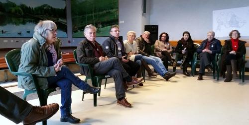 Reunión organizada pola Asociación de Propietarios de Monte Privado.