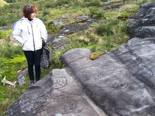 Petroglifos de Chan das Mouras.