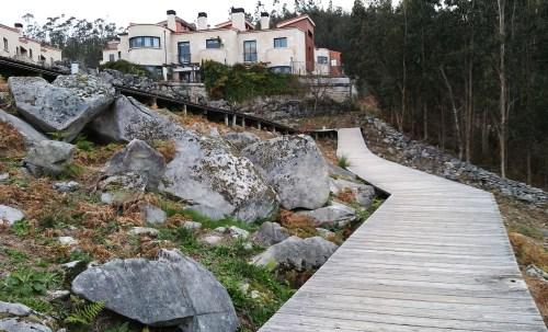Área Arqueolóxica da Caeira.