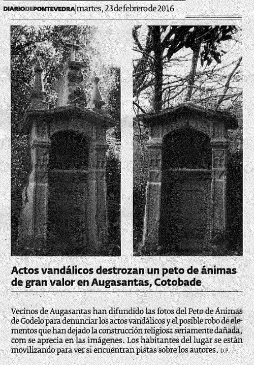 Diario, 23 febreiro 2016
