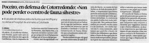 Diario, 8 marzo 2016