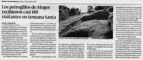 Diario, 5 abril 2016