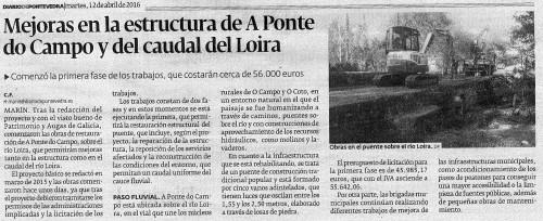 Diario, 12 abril 2016