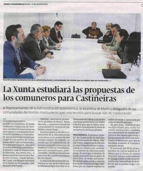 Diario, 16 abril 2016