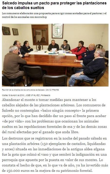 Diario, 19 abril 2016