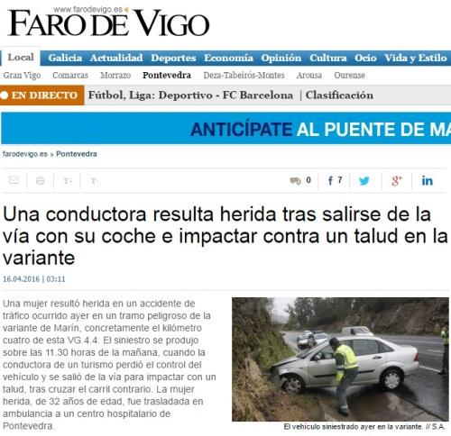 Faro, 16 abril 2016