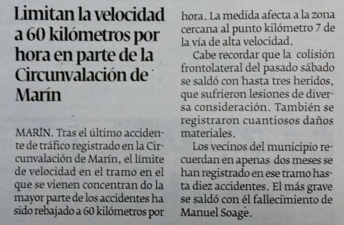 Diario, 30 maio 2016
