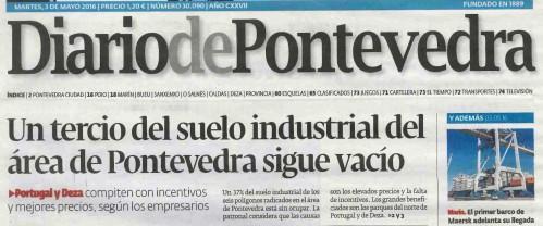Diario, 3 maio 2016