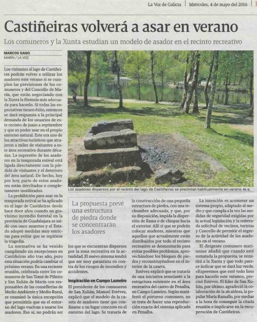 La Voz, 4 mayo 2016