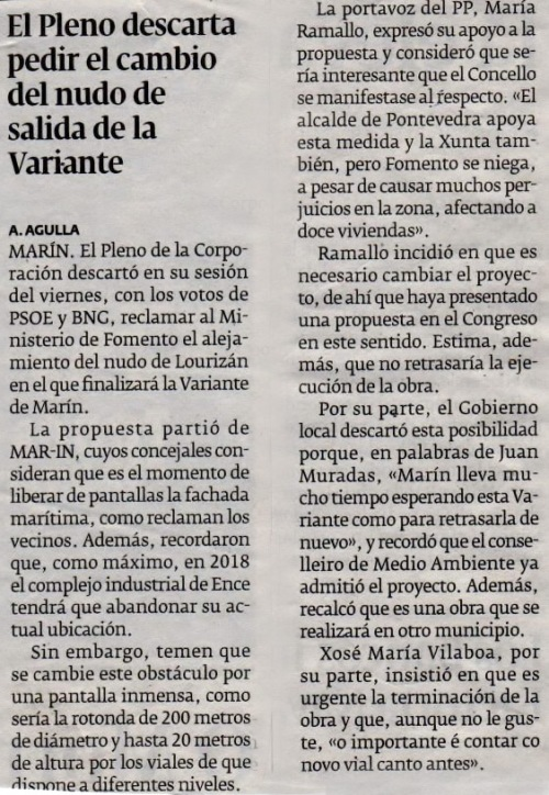 Diario, maio 2010