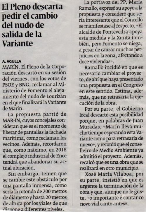 Diario, maio 2014