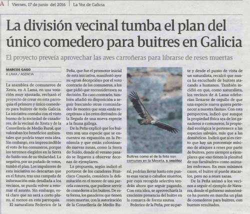 La Voz, 17 xuño 2016