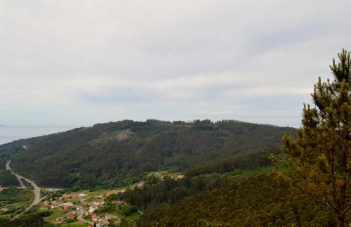 Ruta por Outeiro da Carballosa e Agudelo.