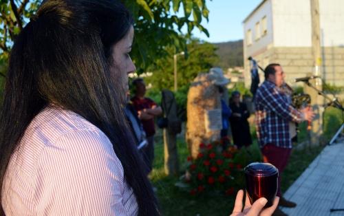 Homenaxe a Xan Montenegro: 5º cabodano (2016).