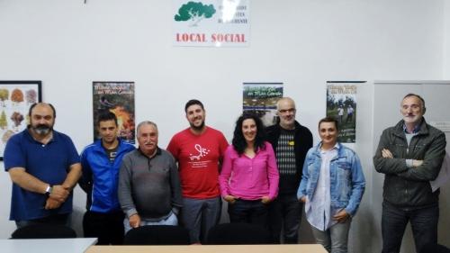 Nova directiva da Mancomunidade de Montes de Pontevedra