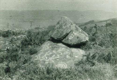 Petróglifos de Champás, descubertos por Carlos Paratcha