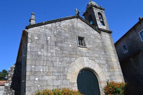 Igrexa de San Xulián de Marín