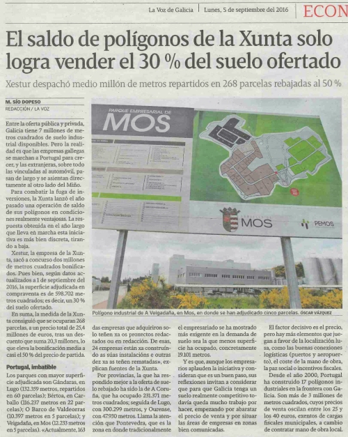 La Voz, 5 setembro 2016