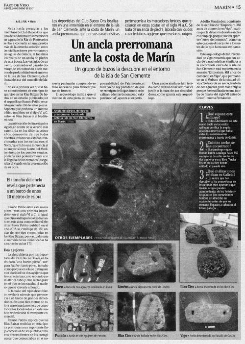 Faro, 26 xaneiro 2017