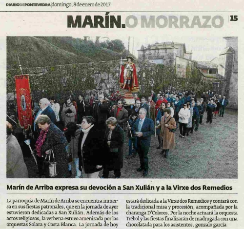 Diario, 8 xaneiro 2017
