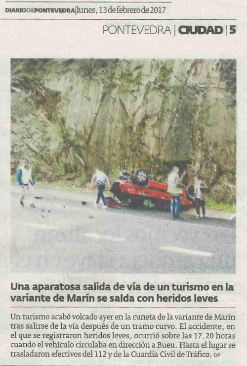 Diario, 13 febreiro 2017