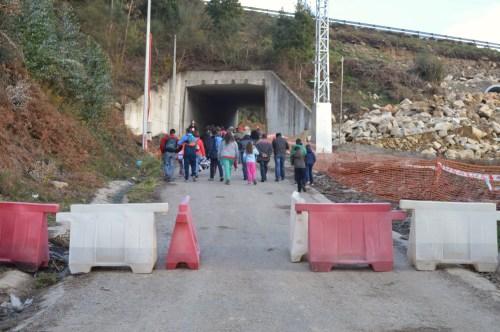 Visita guiada ao castro de Montealegre, Moaña.