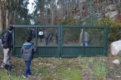 Visita guiada ao castro de Montealegre