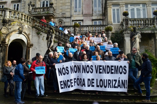 Manifesto dos colectivos que rexeitan as axudas económicas de Ence