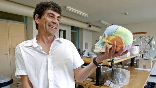 Fernando Carrera, arqueólogo (foto: Capotillo / La Voz)