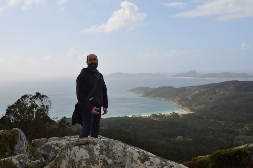 Cándido Martínez, da Plataforma en Defensa dos Montes do Morrazo