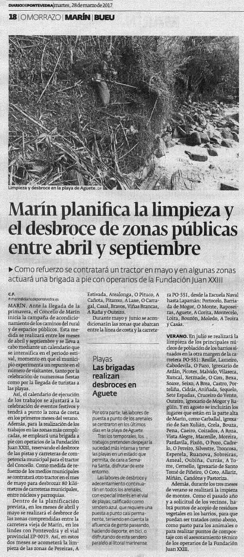 Diario, 29 abril 2017