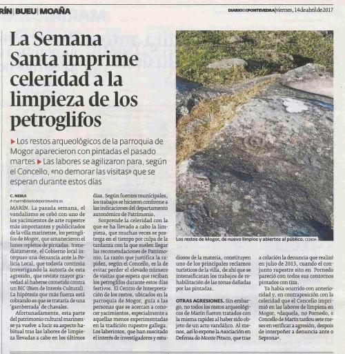 Diario, 14 abril 2017