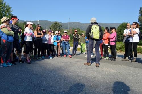 Ruta pola protección dos montes de Vilaboa