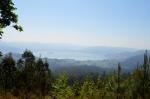 Ruta pola protección dos montes de Cobres, enVilaboa