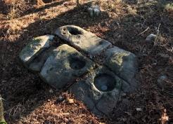 Novos gravados descubertos en Chan de Lagucheiros, San Tomé de Piñeiro