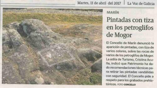 La Voz, 11 abril 2017