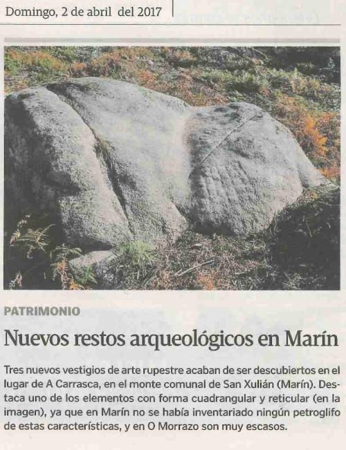 La Voz, 2 abril 2017