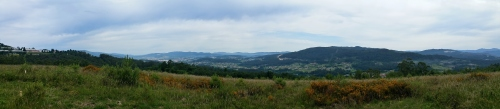 Ruta polos montes de Vilaboa coa Plataforma Montes do Morrazo