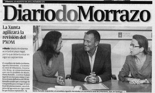 Diario, 25 agosto 2012