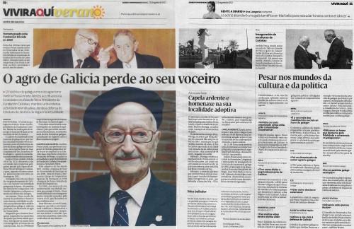 Diario, 21 agosto 2012