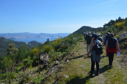 Ruta da Asociación de Propietarios de Monte Privado